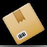 product, box, diagram icon