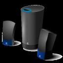 voice, box, sound, hardware icon