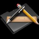 Applications Black Alt icon