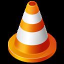Cone, Round icon
