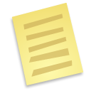 paper, document, file icon