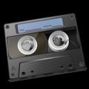 Cassette Graphite icon