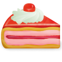 food, birthday, cake icon