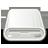 media, removable, drive, gnome, 48 icon