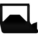 screen, display, monitor, computer icon