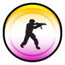 counter, strike, source icon