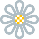 nature, plant, daisy, flower, floral, leaf, flowers icon