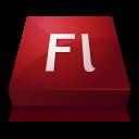 adobe, flash icon
