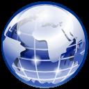 earth, world, network icon