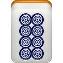 Mahjong, Symbol icon