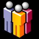 account, people, user, profile, human icon