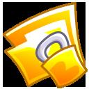 folder,locked,lock icon