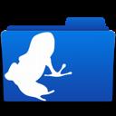 vuze, folder, frog icon