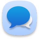 chat bubbles icon
