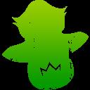 flap, away icon