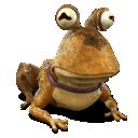 animal, frog, toad, hypnotoad icon