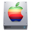 hdd, apple icon