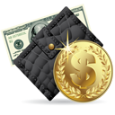 wallet, payment, money, pay icon