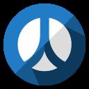 logo, media, communication, connection, internet, social, renren icon
