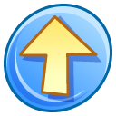 ascend, rise, up, increase, ascending, upload icon