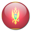 flag, country, montenegro icon