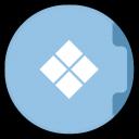 Folder Bootcamp icon