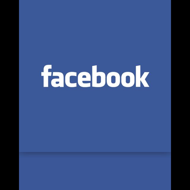 mirror, facebook icon