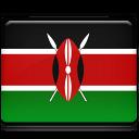 Kenya Flag icon