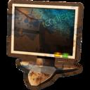 monitor,pc icon