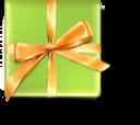 christmas, present, birthday, gift icon