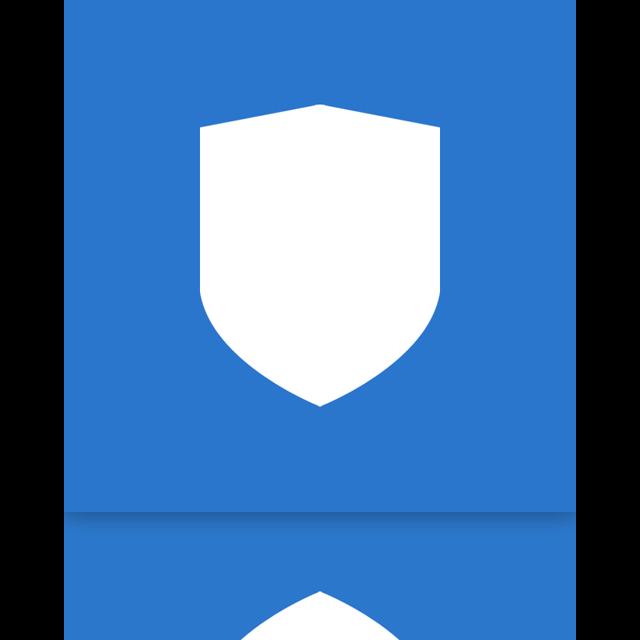 security, mirror icon