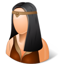 Barbarian, Female icon