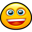 Smiley Grin icon