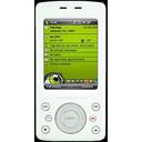 smartphone, gigabyte, smart phone, gigabyte gsmart t600, gsmart, handheld, cell phone, mobile phone icon