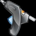 Glue, Gun icon