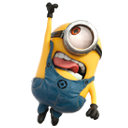 superman, minion icon