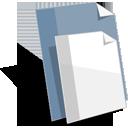 paper, document, file icon