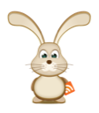 rss, bunny, easter icon