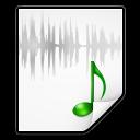 Mimetypes audio x wav icon