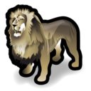 lion,animal icon