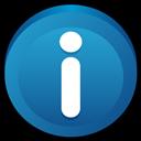 Button, Info icon