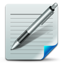 Document, , Write icon