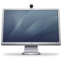 cinema,display,isight icon