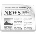 news, newspaper, headline icon
