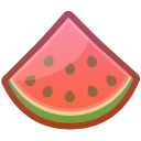 juicy, sweet, watermelon, food, dessert icon