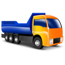 transportation, automobile, vehicle, transport, truck icon