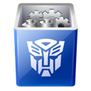 bin, recycle, full icon
