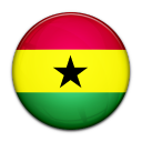 ghana, country, flag icon