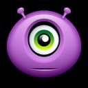 alien, halloween, monster icon