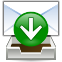 message, envelop, mail, email, receive, letter, send icon